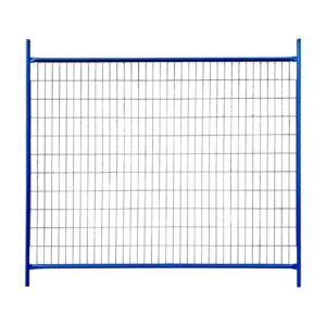Temporary Fencing Sample 1